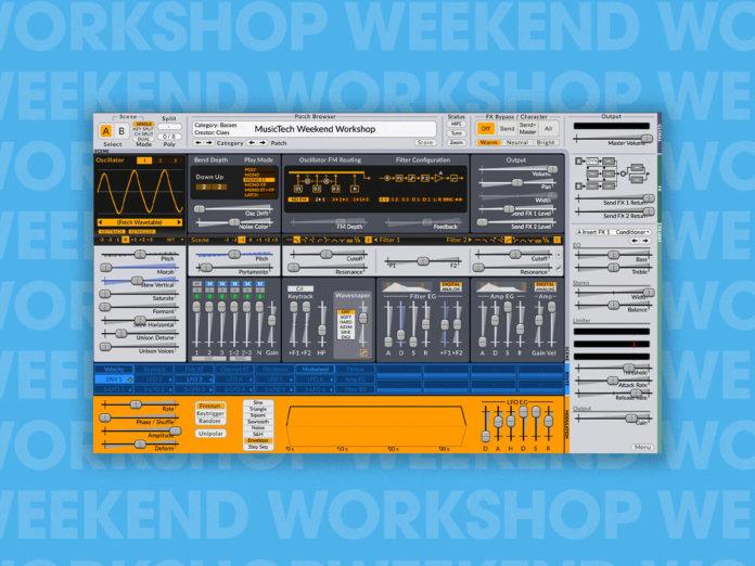 Surge Synth Weekend Workshop