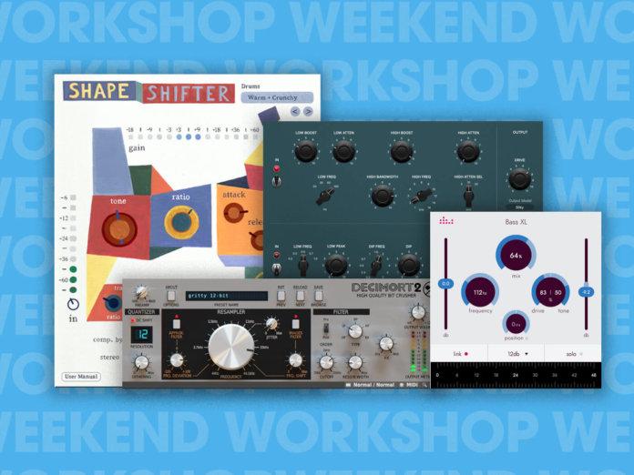 Weekend Workshop Colour processing
