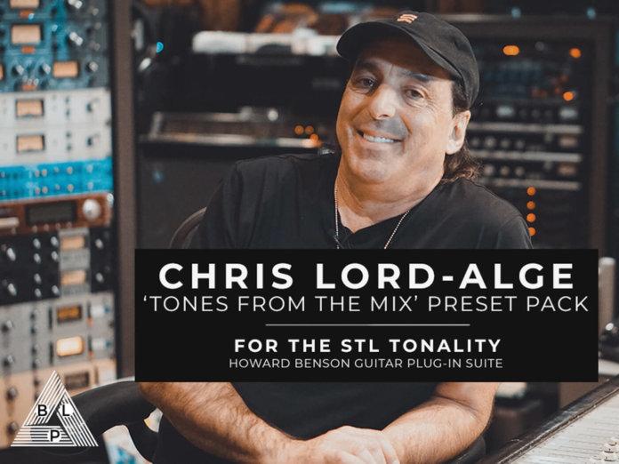Chris Lord-Alge Preset Pack STL Tonality