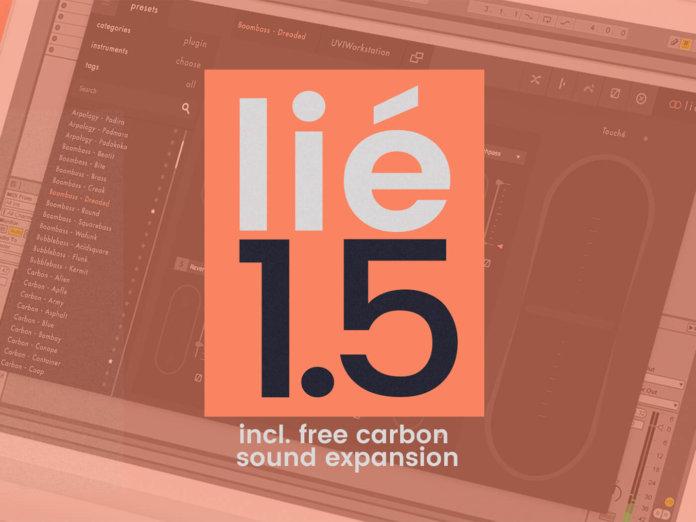 Expressive E Lie 1.5