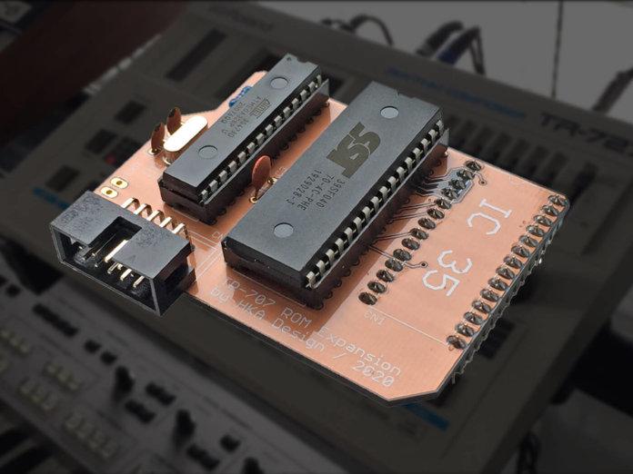 Roland 727 HKA Design PCB
