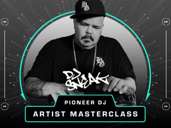 Pioneer DJ Sneak