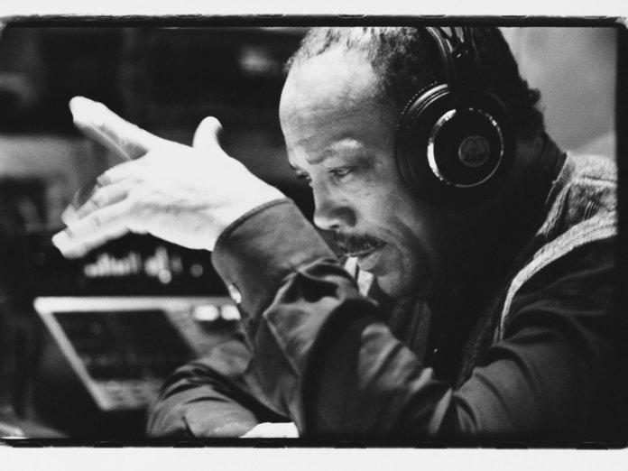Qwest TV Quincy Jones Headshot