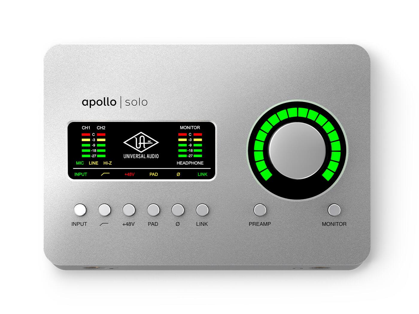 UA Apollo Solo