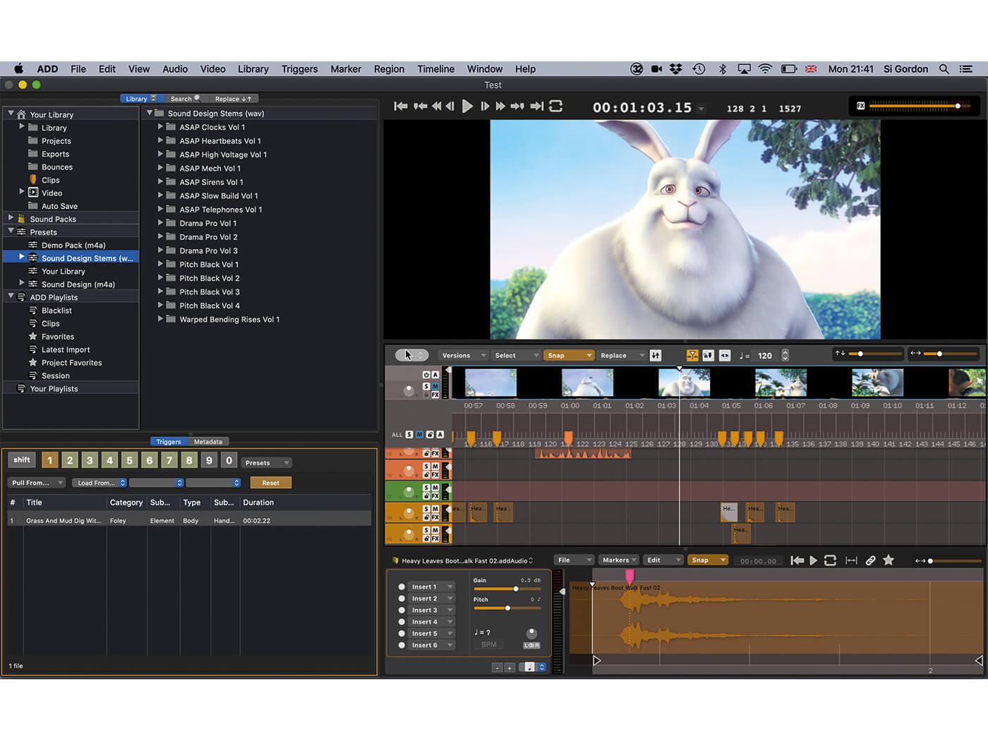 Audio Desk Design ADD Full View