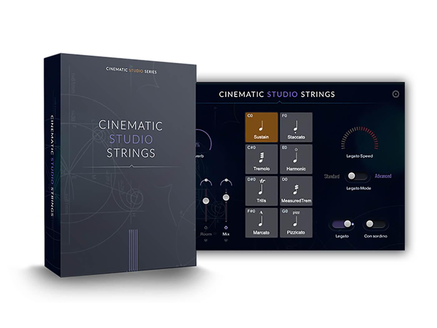 Cinematic Studio Strings