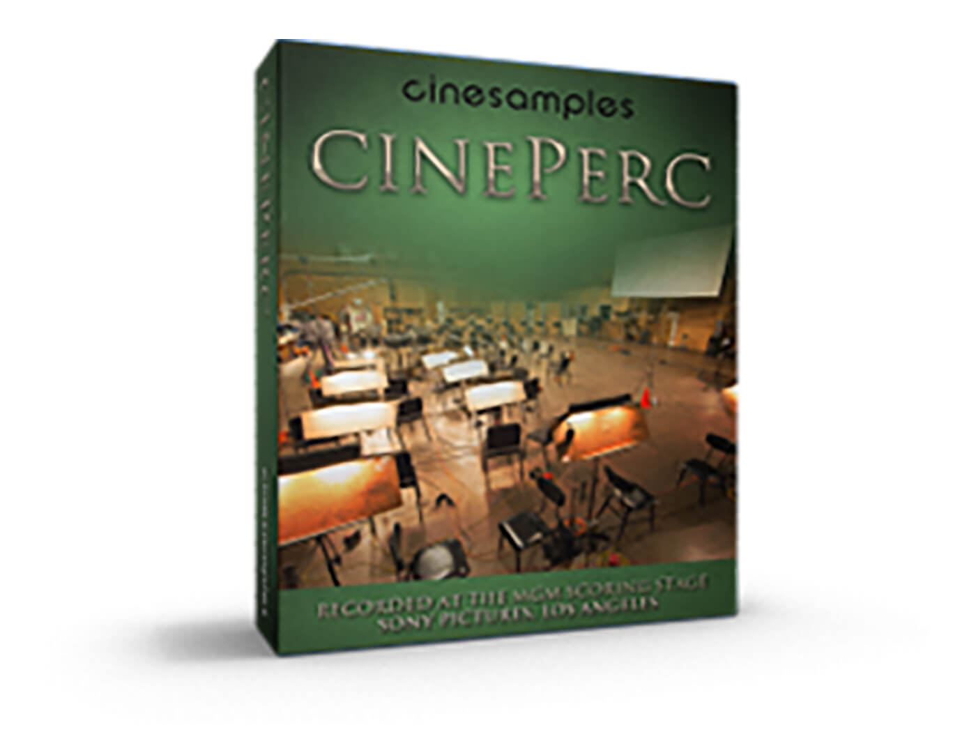 Cinesamples Cinepercussion