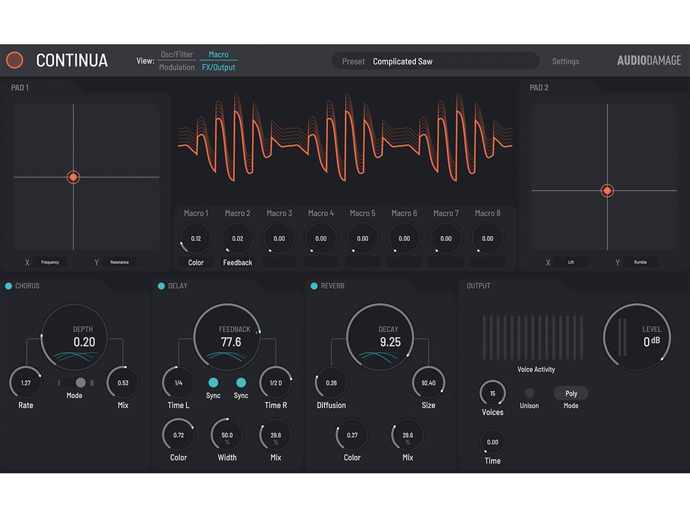 Audio Damage Continua 2