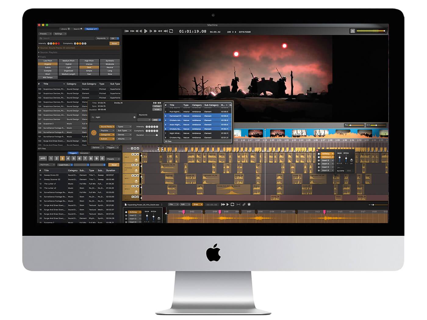Audio Desk Design