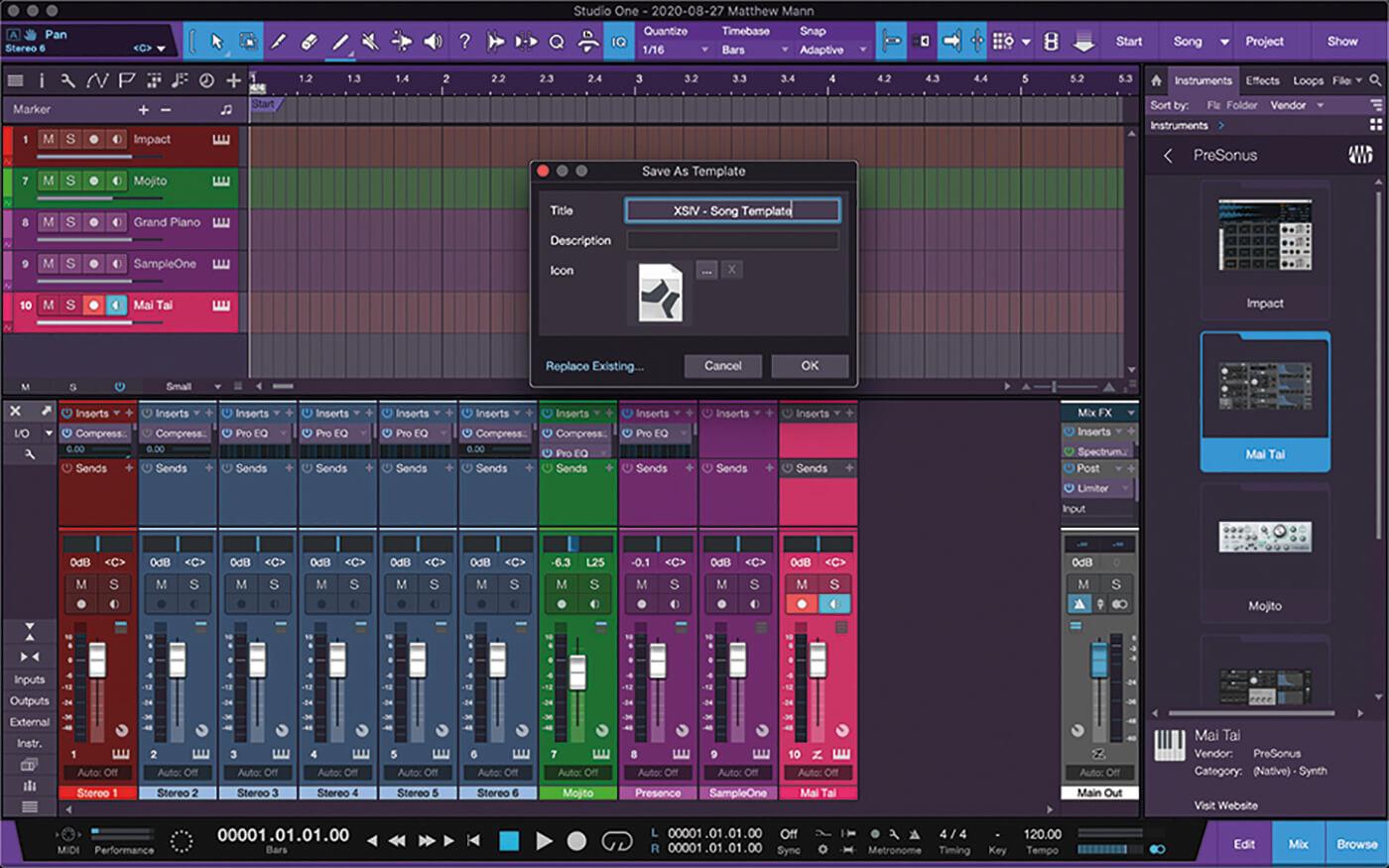MT211 Studio One 5 Tips 11
