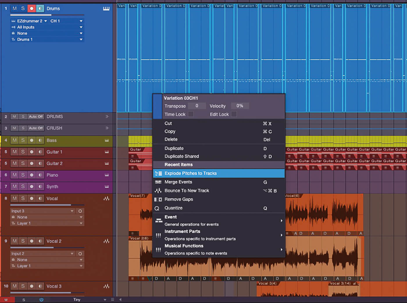 MT211 Studio One 5 Tips 13