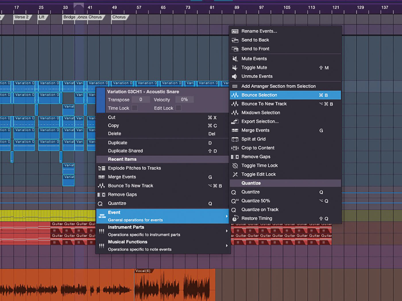 MT211 Studio One 5 Tips 15
