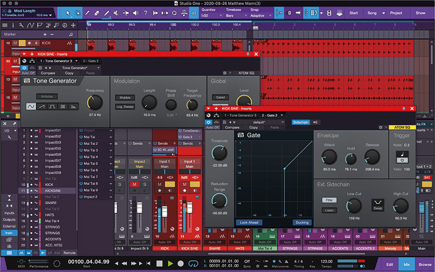 MT211 Studio One 5 Tips 2