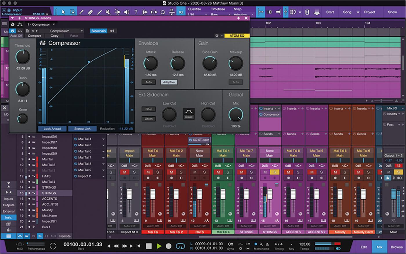 MT211 Studio One 5 Tips 3
