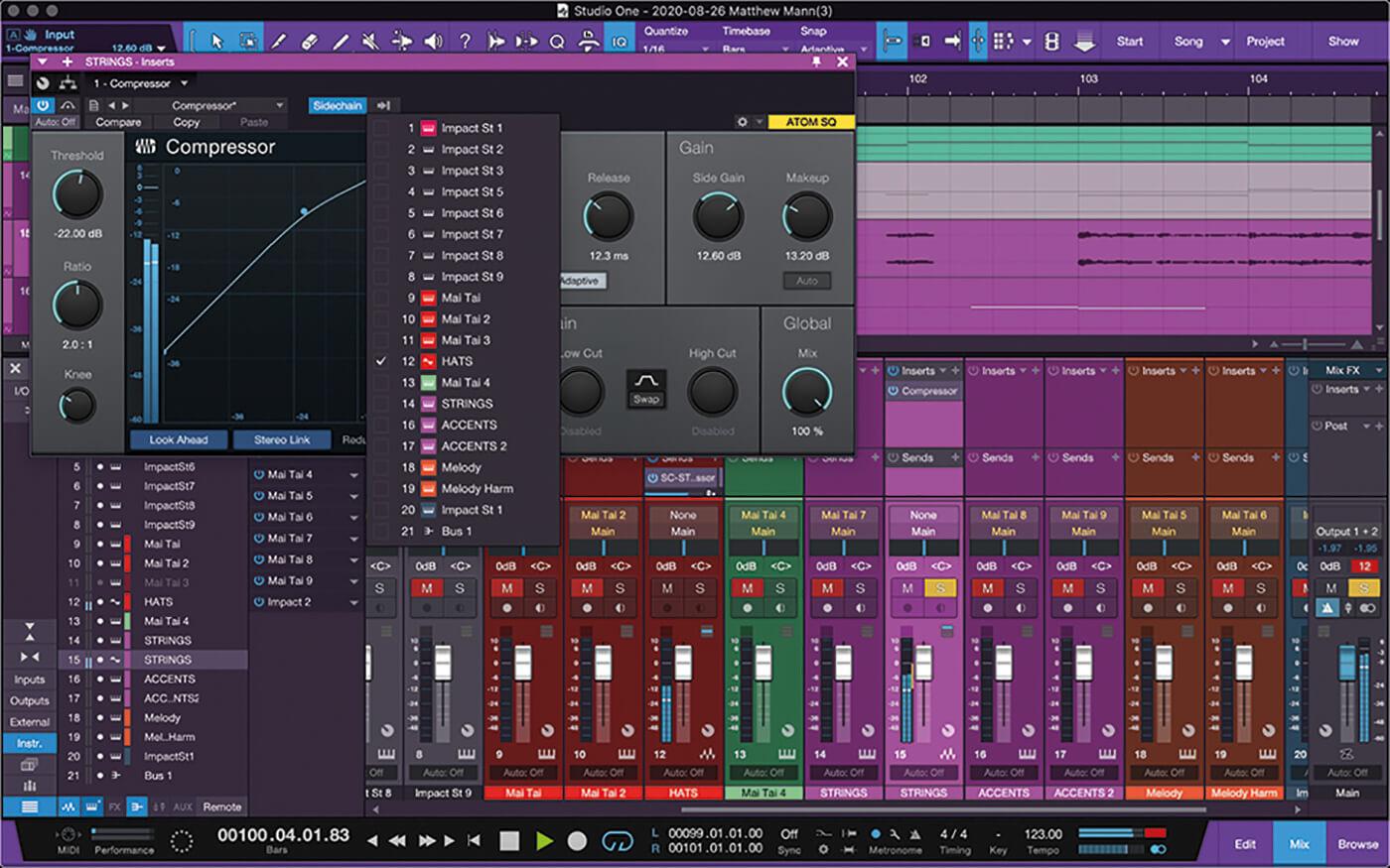 MT211 Studio One 5 Tips 4
