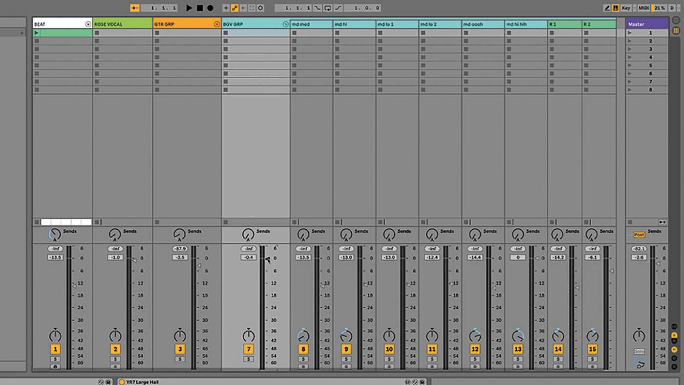 MT211 Ableton Live TUT Part 16