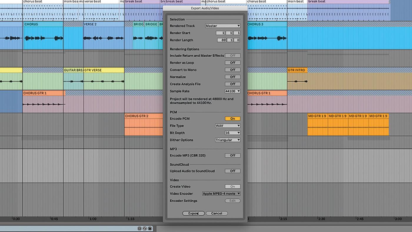 MT211 Ableton Live TUT Part 18
