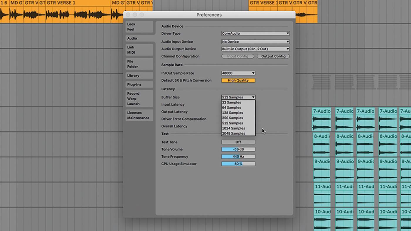 MT211 Ableton Live TUT Part 3