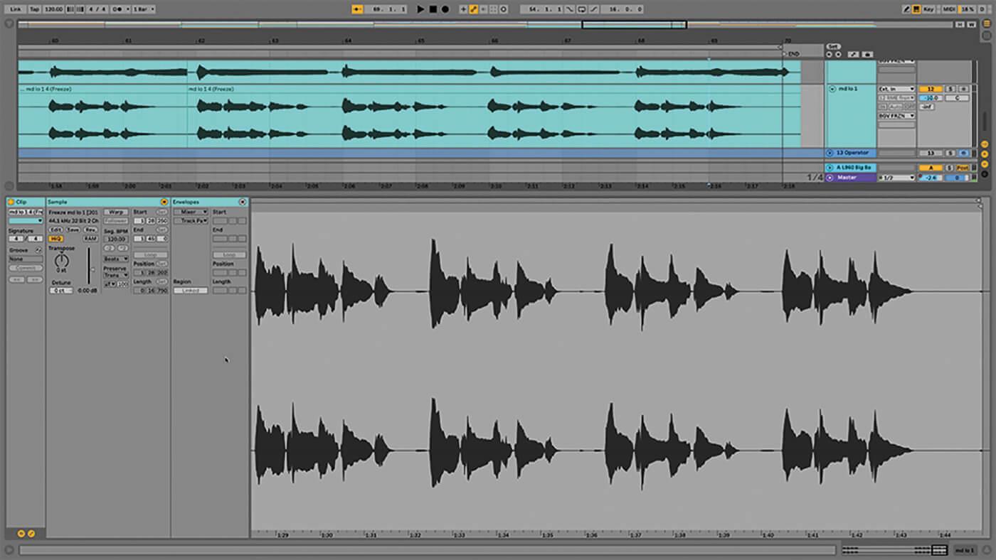 MT211 Ableton Live TUT Part 5
