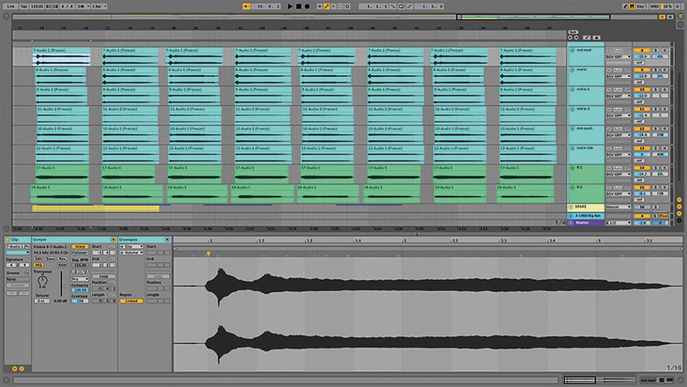 MT211 Ableton Live TUT Part 6