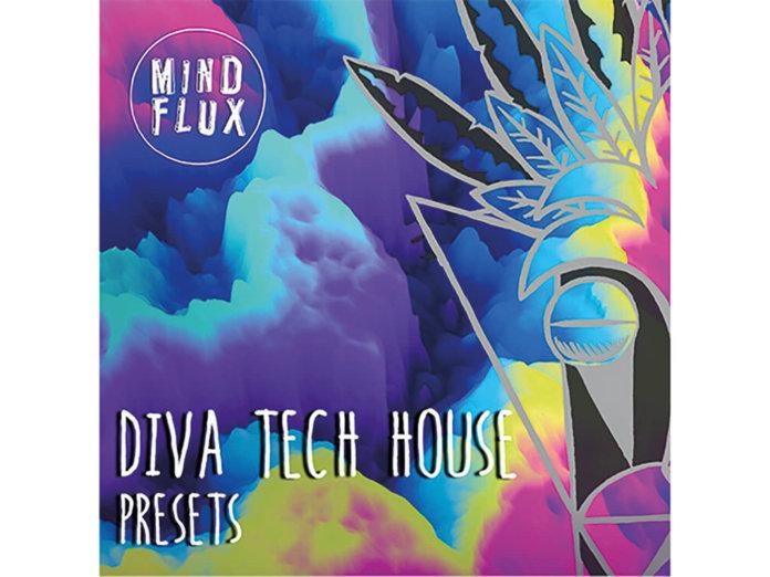 Mind Flux Diva Tech House Presets