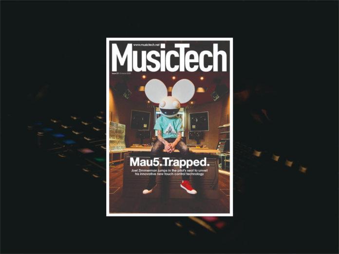 musictech 211 magazine