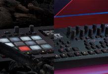 Elektron Analog devices in black