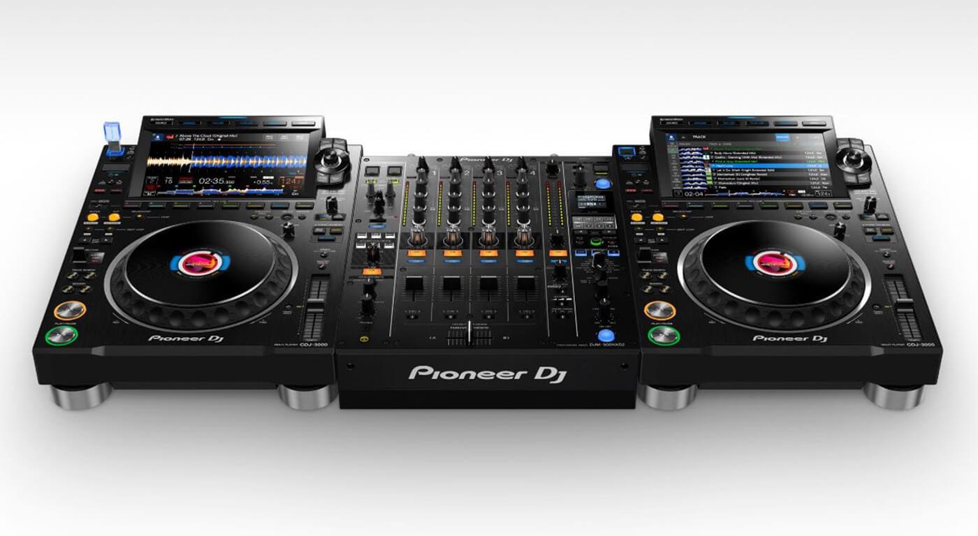 Pioneer CDJ-3000 deck