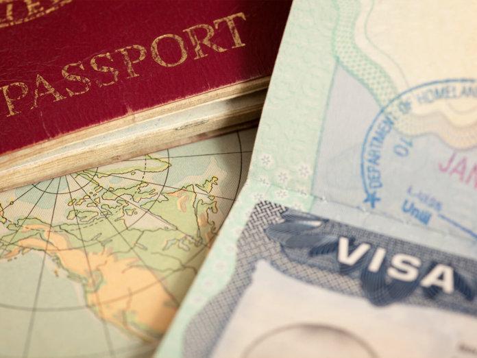 US Visa, Passport