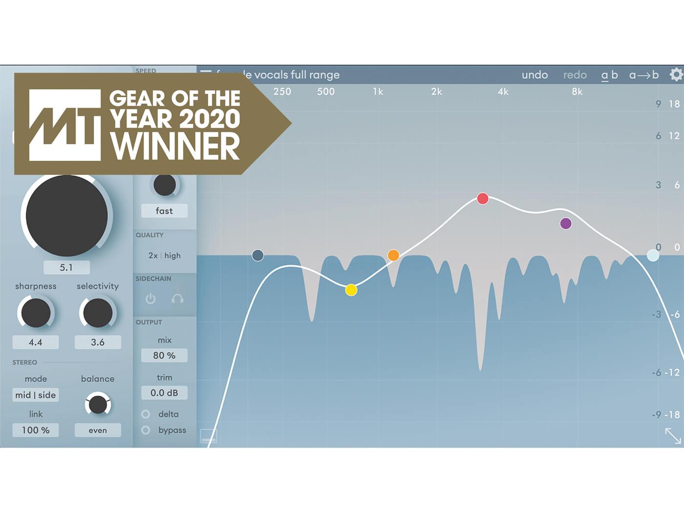 Best Software Utility Winner oeksound