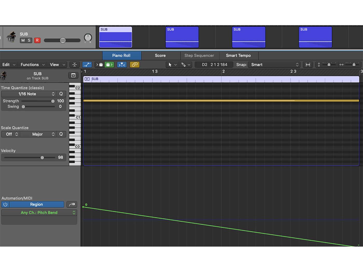 Weekend Workshop: Cinematic Sound Design with Odin 2 -3