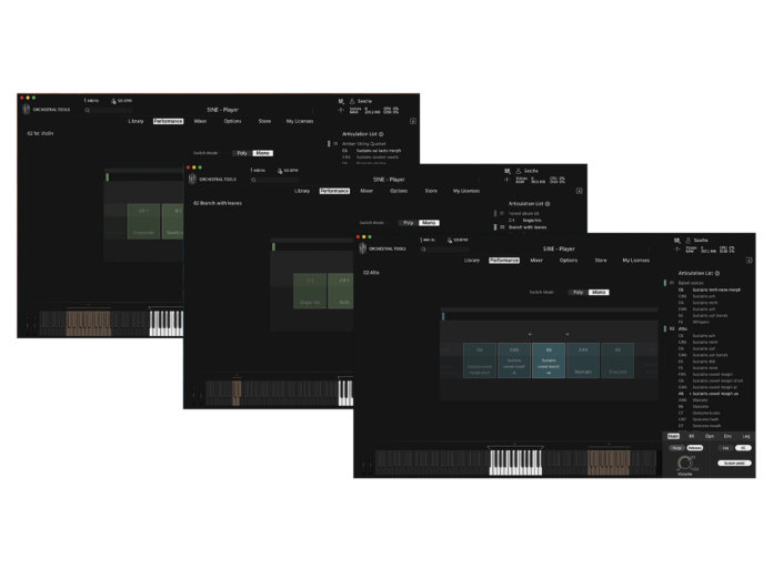Orchestral Tools Creative Soundpacks
