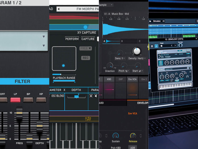 GOTY 2020 Best Software Synth