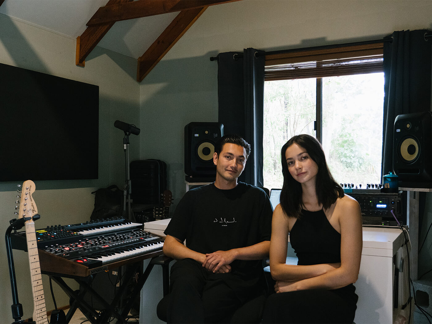 Show Off Your Studio: Lastlings on recording their second album as bedroom beatmakers | MusicTech