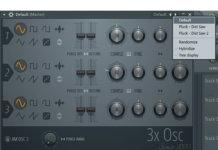 MT212 FL Studio Step 1