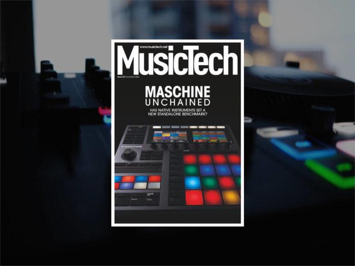 musictech 212 issue magazine