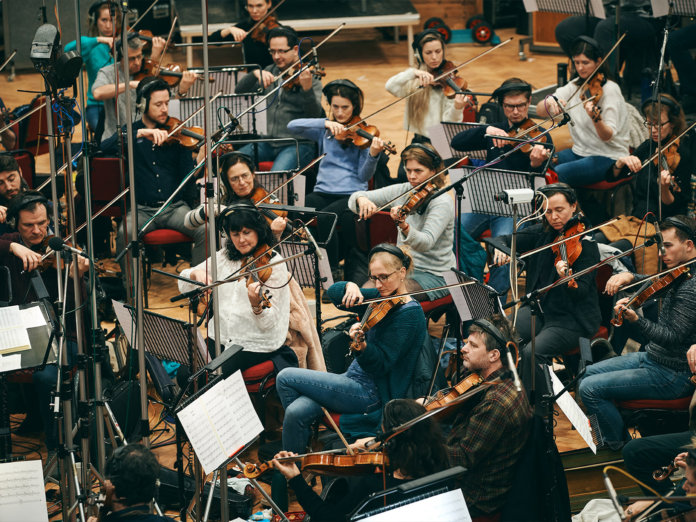 Spitfire Audio Abbey Road One Orchestral Foundations