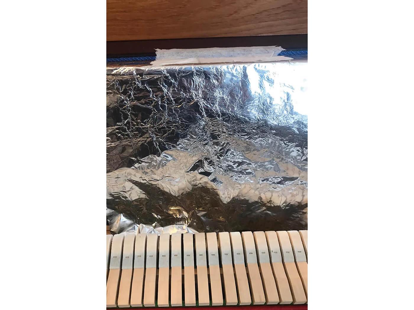 How to use felt pianos - Tutorial Step 3