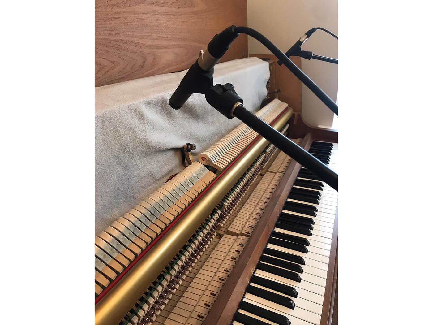 How to use felt pianos - Tutorial Step 5