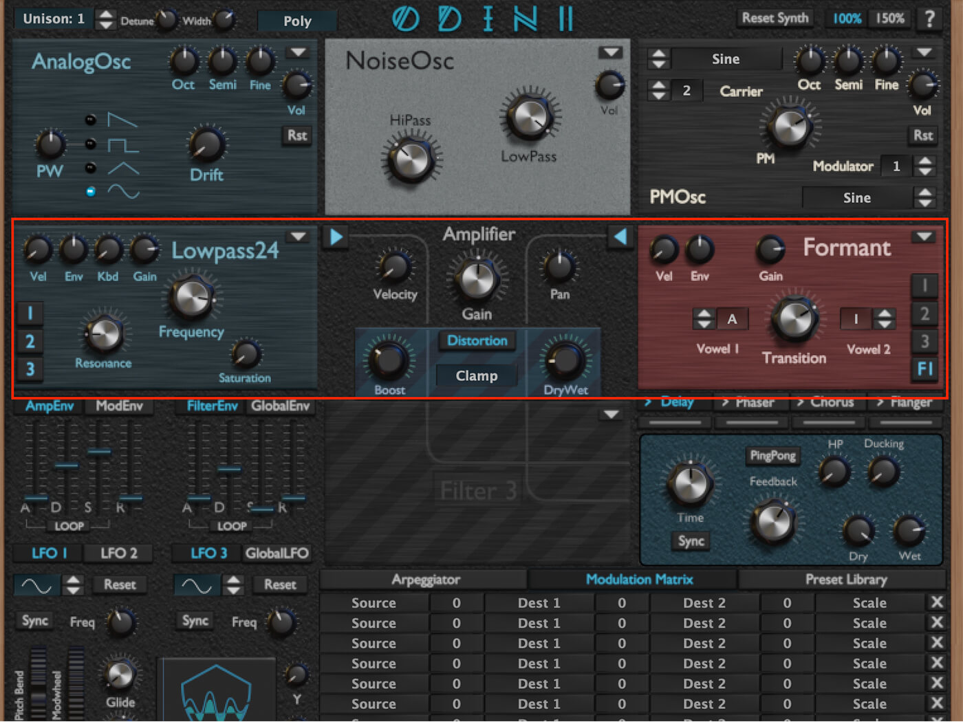 Weekend Workshop: Make risers and downlifters with Odin 2 - 11