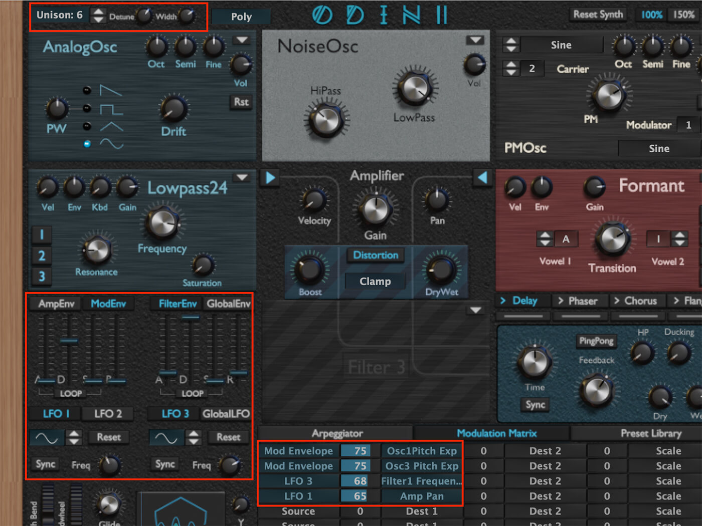 Weekend Workshop: Make risers and downlifters with Odin 2 - 12