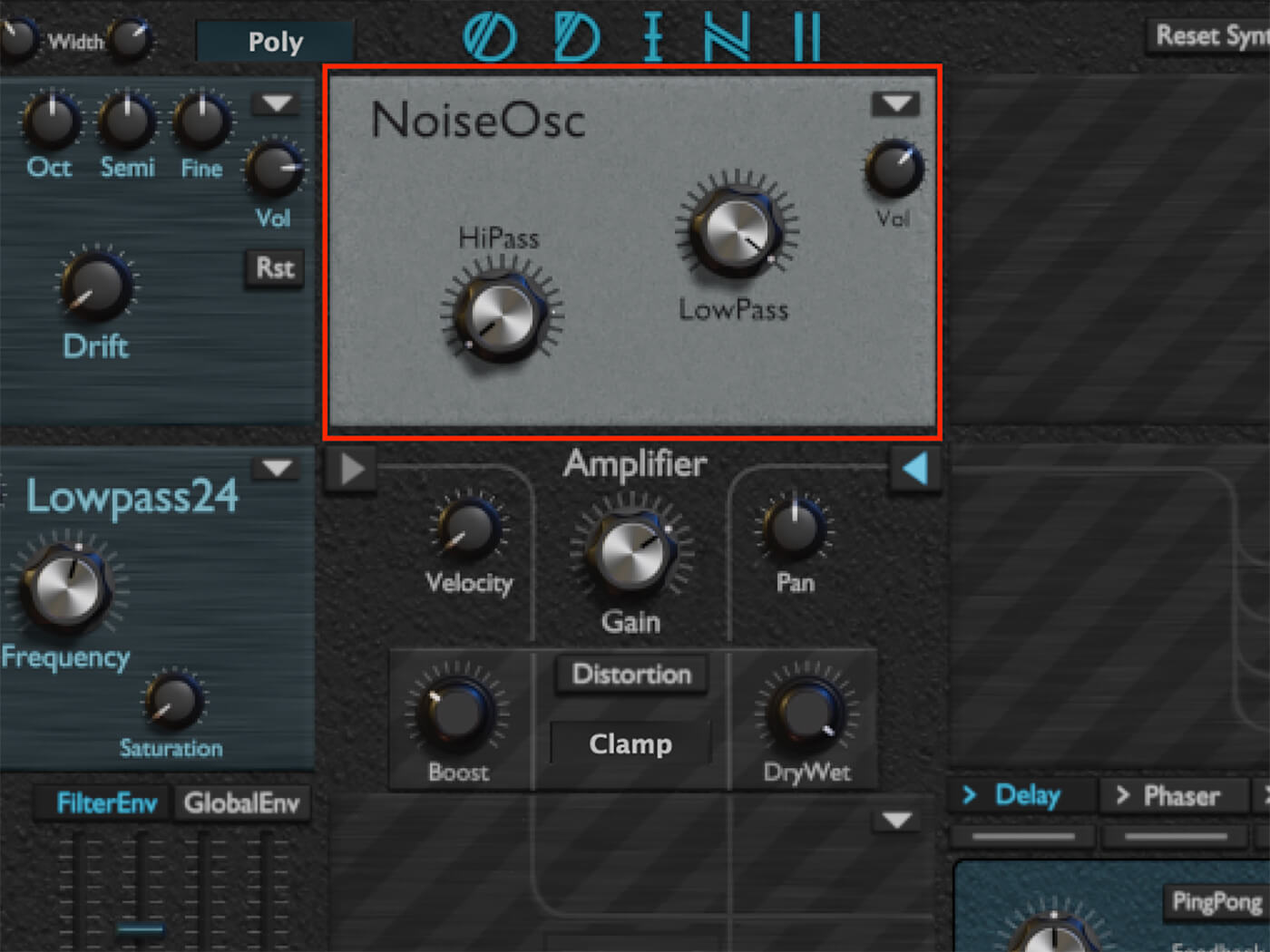 Weekend Workshop: Make risers and downlifters with Odin 2 - 3