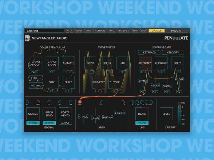 Weekend Workshop: Make synthwave with Pendulate Image HERO