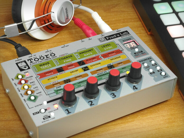 Fred's Lab Tooro Synth