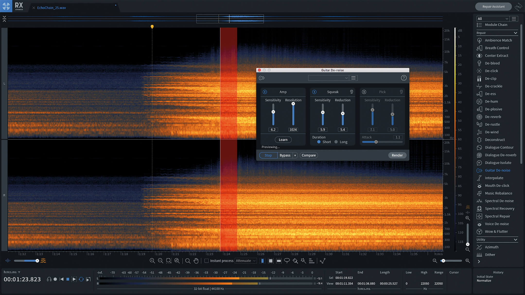 Use Waves In Izotope Rx
