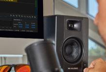 M-Audio BX4 BX3