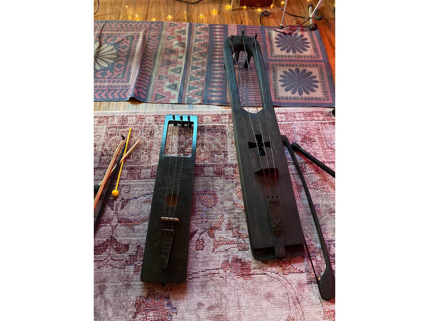 Assassins Creed Valhalla Sarah Schachner instruments