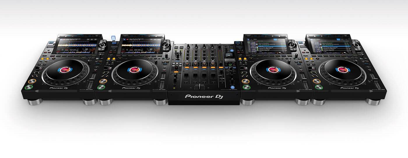 CDJ 3000 set D 200731@1400x542 - Pioneer CDJ-3000 Evaluate