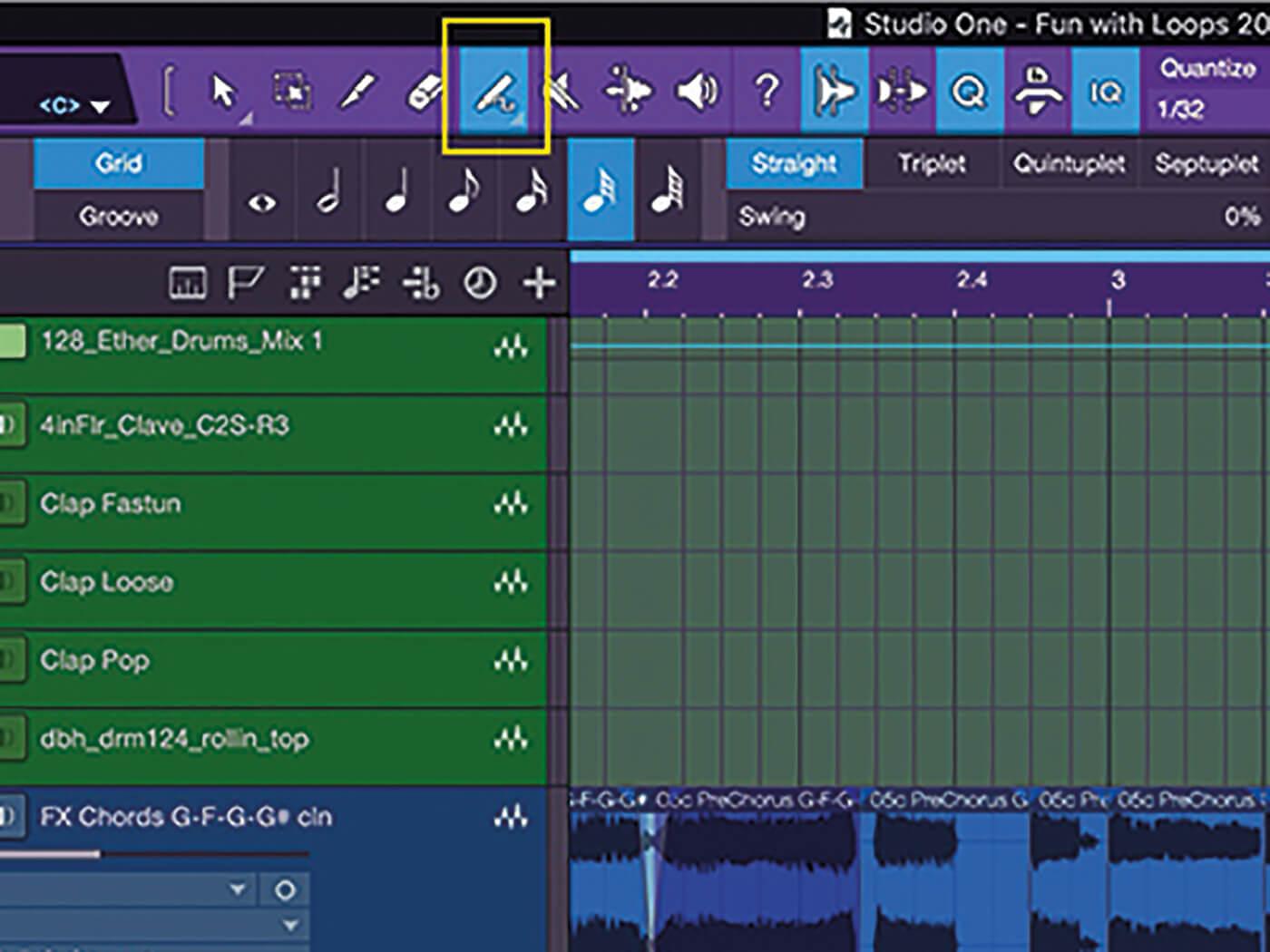 MT213 Studio One TUT 17