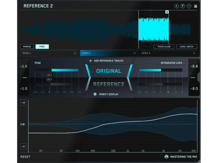 Mastering The Mix Reference 2